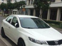 Bán ô tô Kia Forte 1.6 MT sản xuất năm 2010, màu trắng, giá 320tr giá 320 triệu tại Hà Nội