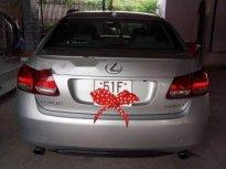 Bán ô tô Lexus GS 300 đời 2006, màu bạc, nhập khẩu nguyên chiếc   giá 635 triệu tại Tp.HCM