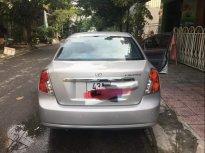 Cần bán lại xe Daewoo Lacetti đời 2011, màu bạc, 218 triệu giá 218 triệu tại Đà Nẵng