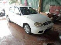 Cần bán Daewoo Lanos đời 2005, màu trắng, nhập khẩu xe gia đình giá 97 triệu tại Hải Dương