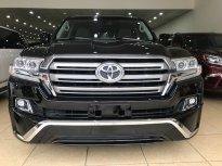 Bán Toyota Land Cruiser VX sản xuất 2016, đăng ký 2016, màu đen nội thất kem giá 3 tỷ 750 tr tại Hà Nội