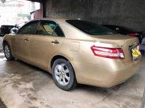 Cần bán xe Toyota Camry năm 2009, màu vàng, xe nhập chính chủ giá 730 triệu tại Thái Nguyên