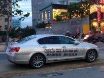 Cần bán Lexus GS đời 2006, màu bạc, nhập khẩu nguyên chiếc chính chủ, 660 triệu giá 660 triệu tại Đồng Nai
