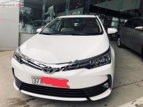 Bán Toyota Corolla altis 1.8G AT 2017, màu trắng giá 738 triệu tại Nghệ An
