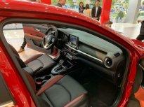 Cần bán lại xe Kia Cerato sản xuất năm 2018, màu đỏ, giá 559tr giá 559 triệu tại Nghệ An