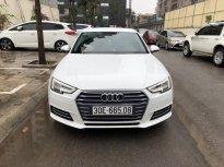 Cần bán Audi A4 2017, màu trắng, xe nhập chính chủ giá 1 tỷ 530 tr tại Hà Nội
