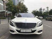 Cần bán Mercedes S500 đời 2015, màu trắng giá 3 tỷ 555 tr tại Hà Nội