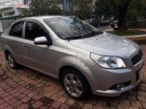 Chính chủ bán Chevrolet Aveo đời 2015, màu bạc giá 295 triệu tại Khánh Hòa