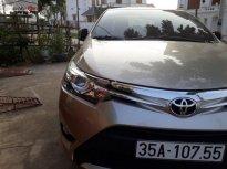Bán ô tô Toyota Vios 1.5G 2018, màu vàng, chính chủ giá 569 triệu tại Ninh Bình