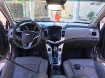 Bán xe Chevrolet Cruze LTZ 1.8 AT sản xuất 2010, màu bạc, giá 335tr giá 335 triệu tại BR-Vũng Tàu