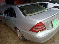 Bán Mercedes C200 sản xuất 2001, màu bạc, nhập khẩu   giá 160 triệu tại Gia Lai