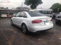 Bán Audi A4 SX 2010, đăng ký lần đầu 9/2011, màu trắng, nội thất nâu, ghế da màu kem sang trọng, biển đẹp Hà Nội giá 685 triệu tại Hà Nội