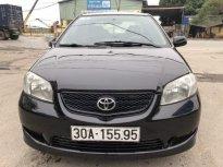 Bán xe Toyota Vios đời 2005 màu đen, xe gia đình đang đi sử dụng thường xuyên, không dịch vụ giá 189 triệu tại Đà Nẵng