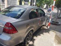 Bán xe Daewoo Gentra đời 2009, màu bạc, xe gia đình giá 185 triệu tại Đà Nẵng