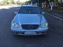 Bán ô tô Mercedes đời 2004, màu bạc, nhập khẩu nguyên chiếc giá 156 triệu tại Gia Lai