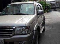 Bán xe Ford Everest sản xuất 2005, màu bạc, nhập khẩu, 255tr giá 255 triệu tại Tp.HCM