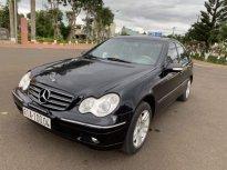 Bán Mercedes đời 2005, màu đen, xe máy gầm ngon giá 136 triệu tại Gia Lai