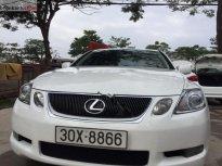 Cần bán xe Lexus GS 350 AWD sản xuất năm 2006, màu trắng, nhập khẩu nguyên chiếc giá 760 triệu tại Hà Nội