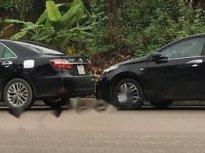 Cần bán gấp Toyota Corolla Altis đời 2017, màu đen giá 738 triệu tại Thái Nguyên