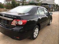 Cần bán gấp Toyota Corolla Altis 1.8 AT năm 2011, màu đen còn mới giá 508 triệu tại Thái Nguyên