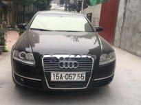 Bán Audi A6 máy 2.0 Turbo tăng áp, hộp số CVT, đời 2007 giá 529 triệu tại Hải Phòng