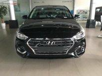 Bán Hyundai Accent 1.4AT màu đen, chiếc xe dòng Sedan thuộc phân khúc B giá 560 triệu tại Lâm Đồng
