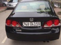 Bán Honda Civic 1.8 AT đời 2008, màu đen   giá 320 triệu tại Hải Dương
