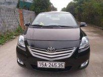 Bán Toyota Vios năm 2010, màu đen số sàn giá 285 triệu tại Thái Bình