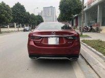Bán Mazda 6 2.0 Premium năm sản xuất 2017, màu đỏ, giá 866tr giá 866 triệu tại Hà Nội