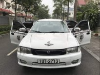 Bán xe Mazda 323 sản xuất năm 2005, màu trắng, nhập khẩu giá 115 triệu tại Hà Nội