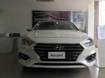 Hyundai Accent số sàn màu trắng giao ngay, vay trả góp đến 85%. LH: 0903175312 giá 470 triệu tại Tp.HCM
