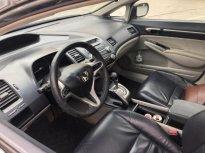 Cần bán Honda Civic 2.0 AT sản xuất năm 2008, màu đen giá 345 triệu tại Hải Dương