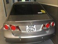 Cần bán gấp Honda Civic 2.0AT đời 2007, màu xám, xe nhà ít đi 86700 km giá 340 triệu tại Tp.HCM