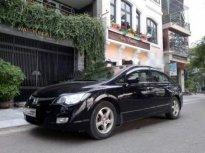 Cần bán xe Honda Civic 1.8 AT năm 2009, màu đen chính chủ giá 376 triệu tại Hà Nội