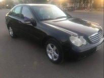 Cần bán xe Mercedes C200 đời 2003, màu đen, nhập khẩu, 167 triệu giá 167 triệu tại Đà Nẵng