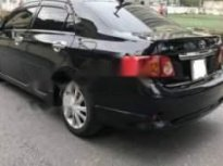 Gia đình bán xe Toyota Corolla altis 2010, màu đen   giá 540 triệu tại Thanh Hóa
