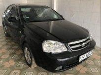 Bán xe Daewoo Lacetti sản xuất 2009, màu đen, nhập khẩu nguyên chiếc chính chủ giá cạnh tranh giá 175 triệu tại Nghệ An