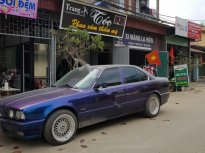 Bán xe BMW 5 Series 525 sản xuất năm 1994, màu xanh lam  giá 130 triệu tại Thái Nguyên