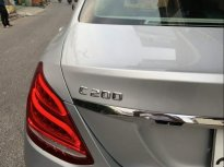 Bán ô tô Mercedes C200 năm sản xuất 2015, màu bạc đẹp như mới giá 1 tỷ 80 tr tại Tp.HCM