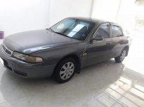 Bán xe Mazda 626 2002, màu xám, xe nhập giá 93 triệu tại Hà Nội