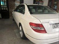 Cần bán gấp Mercedes C250 CGI năm 2010, màu trắng, chính chủ giá 545 triệu tại Đà Nẵng