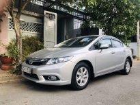 Bán xe Honda Civic 1.8AT năm sản xuất 2013, màu bạc, 490tr giá 490 triệu tại Đồng Nai