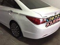 Bán xe Hyundai Sonata 2.0 AT năm sản xuất 2011, màu trắng, nhập khẩu nguyên chiếc như mới giá 515 triệu tại Tp.HCM