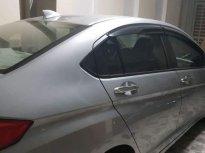 Cần bán lại xe Honda City năm 2017, màu bạc, 575tr giá 575 triệu tại Tp.HCM