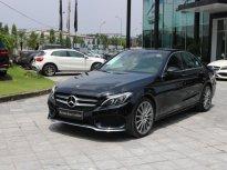 Bán ô tô Mercedes C300 AMG đăng kí 2018 màu đen, Lh 0934299669 giá 1 tỷ 879 tr tại Hà Nội