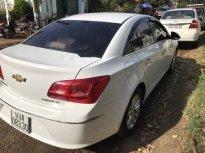 Bán Chevrolet Cruze đời 2016, màu trắng như mới, 435tr giá 435 triệu tại Đắk Lắk