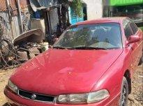 Bán ô tô Mazda 626 năm sản xuất 1996, màu đỏ, nhập khẩu nguyên chiếc giá Giá thỏa thuận tại Tp.HCM