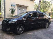 Bán Toyota Vios E 2013, màu đen xe gia đình giá 410 triệu tại Tp.HCM