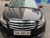 Bán Daewoo Lacetti SE 2010, màu đen, xe nhập khẩu, số sàn, vô lăng tích hợp giá 290 triệu tại Hà Nội