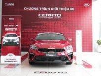 Bán ô tô Kia Cerato Deluxe 1.6 AT sản xuất năm 2019, màu đỏ, giá chỉ 635 triệu giá 635 triệu tại Tp.HCM